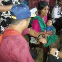 Medical support for women & children in Chitwan district