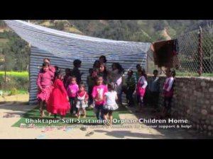 Bhaktapur Self-Sustaining Orphan Children Home Nov 2012